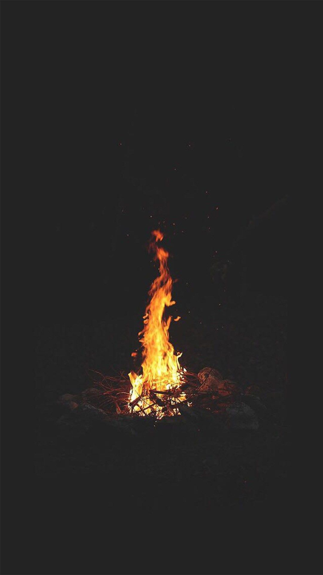 Dark Night Campfire Shiny Sky View Iphone 6 Wallpaper Iphone Wallpaper Vintage Iphone 6 Wallpaper Iphone Wallpaper Tumblr Aesthetic