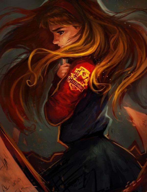 Pin By Juney Elizabeth🌹 On Hermione Granger Harry Potter Fan Art Harry Potter Characters