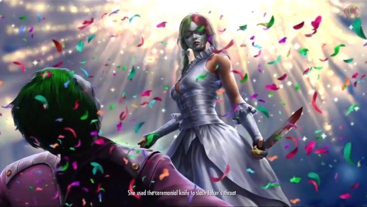 Harley Quinn Wedding Dress