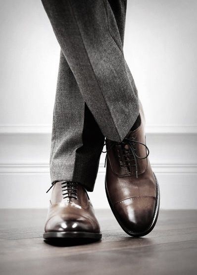 carcoal pants with the right dress shoes #oakridgestyleheist
