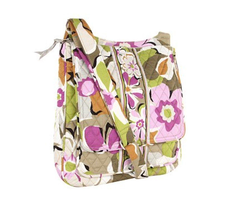 Vera Bradley Mailbag Cross-Body Bag ** Click on the image for ...