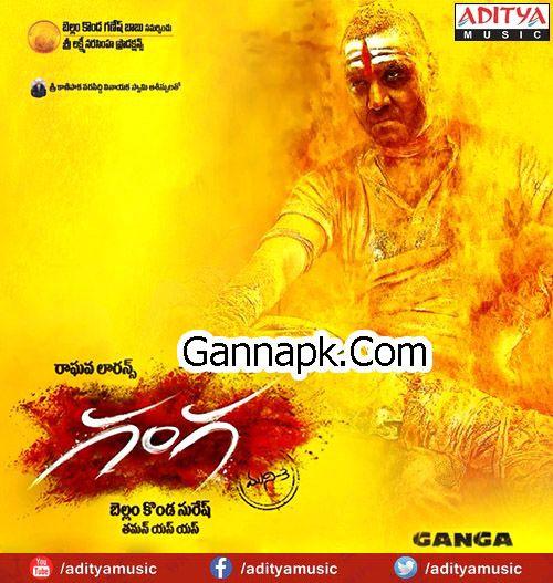 Ganga A Muni 3 2015 Mp3 Songs Free Download Gannapk Com Horror Movies Kanchana 2 Telugu Movies