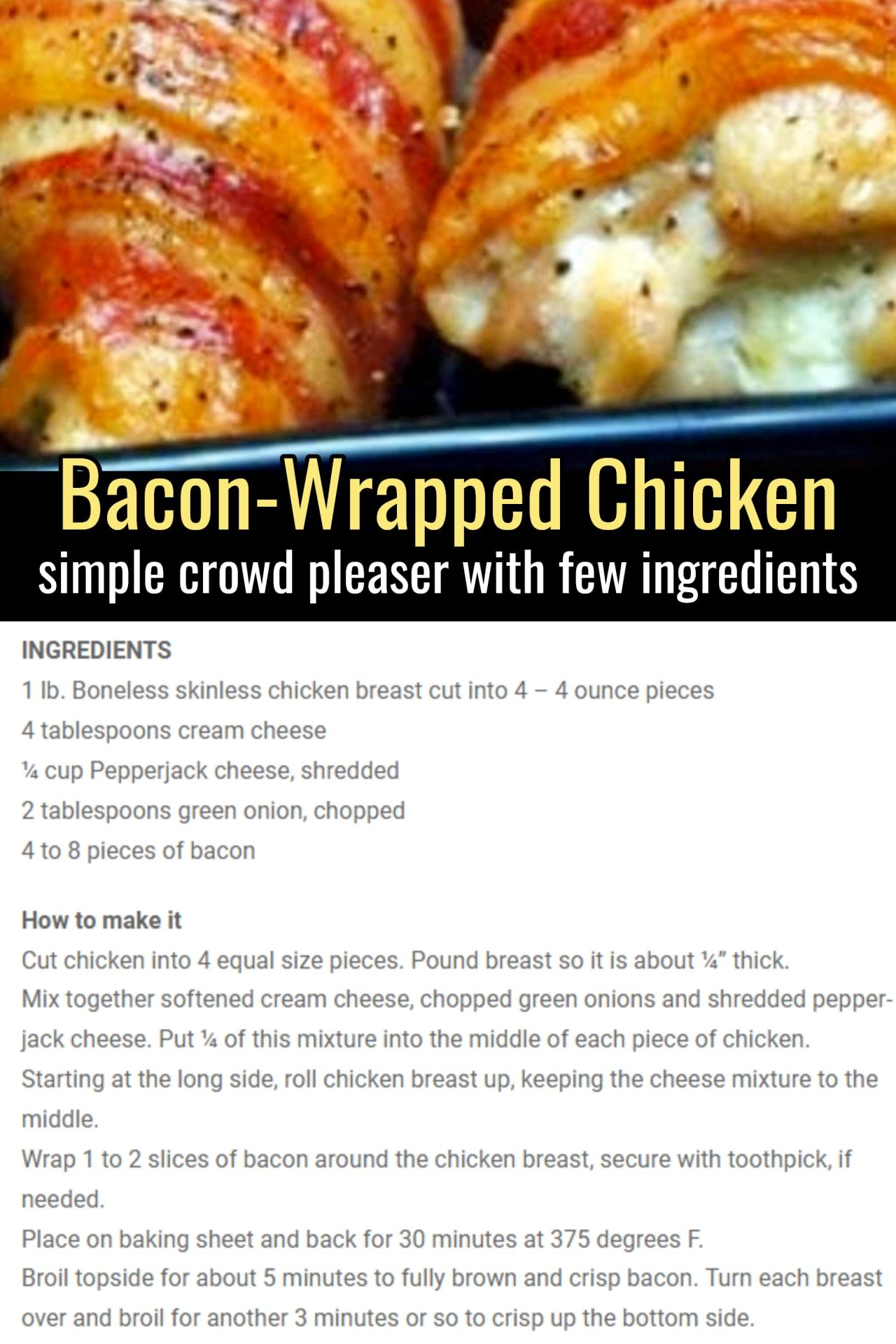 Easy Recipes with Few Ingredients - My Family's Favorite Easy Dinner Recipes images