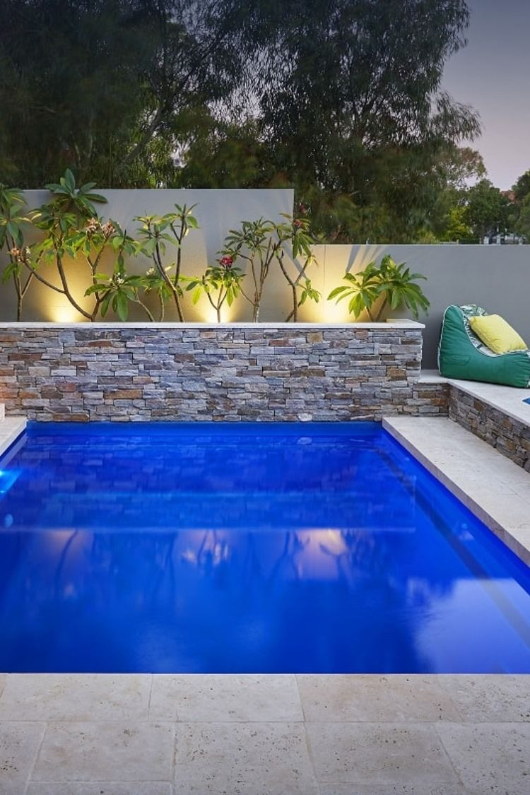 Plunge Pools In Perth Barrier Reef Pools Backyard Pool Designs Plunge Pool