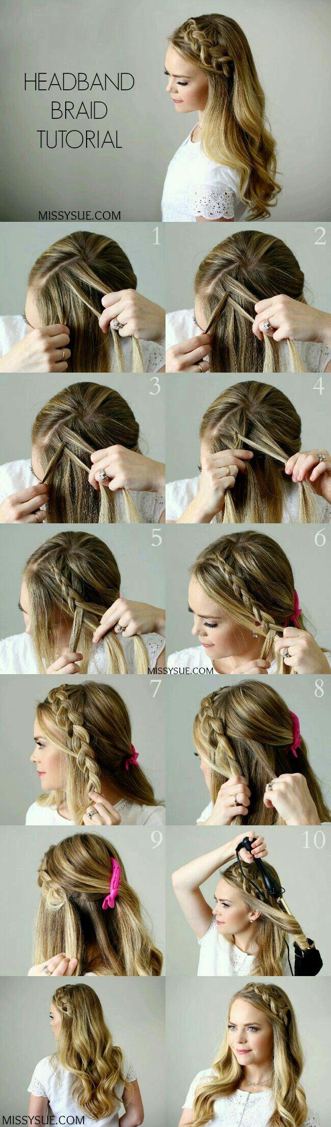 Pin by ʍϋɡɦɑɭ on ĤÁĨŔ ŚŤŶĹĔŚ pinterest hair style hair make