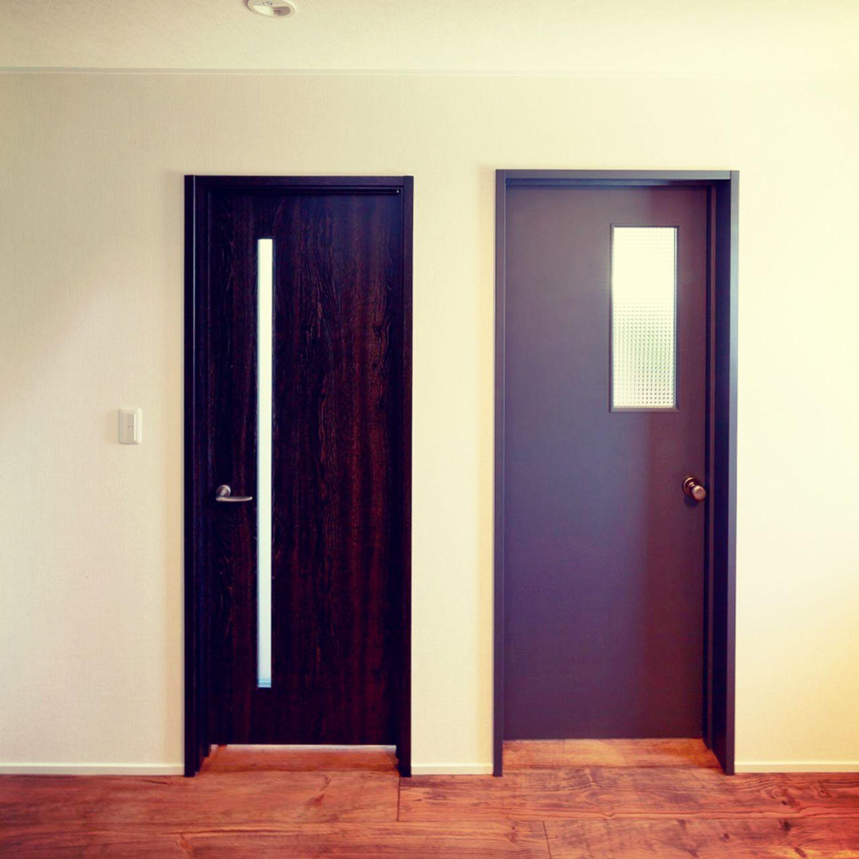 壁 ドア事例集 太陽住宅のフォトギャラリー ドア 一戸建て 家 づくり