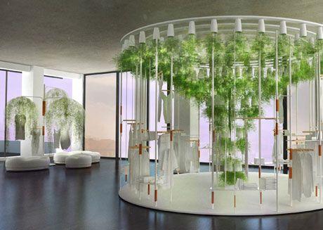 Patrick nadeau le designer du v g tal for Architecture vegetale