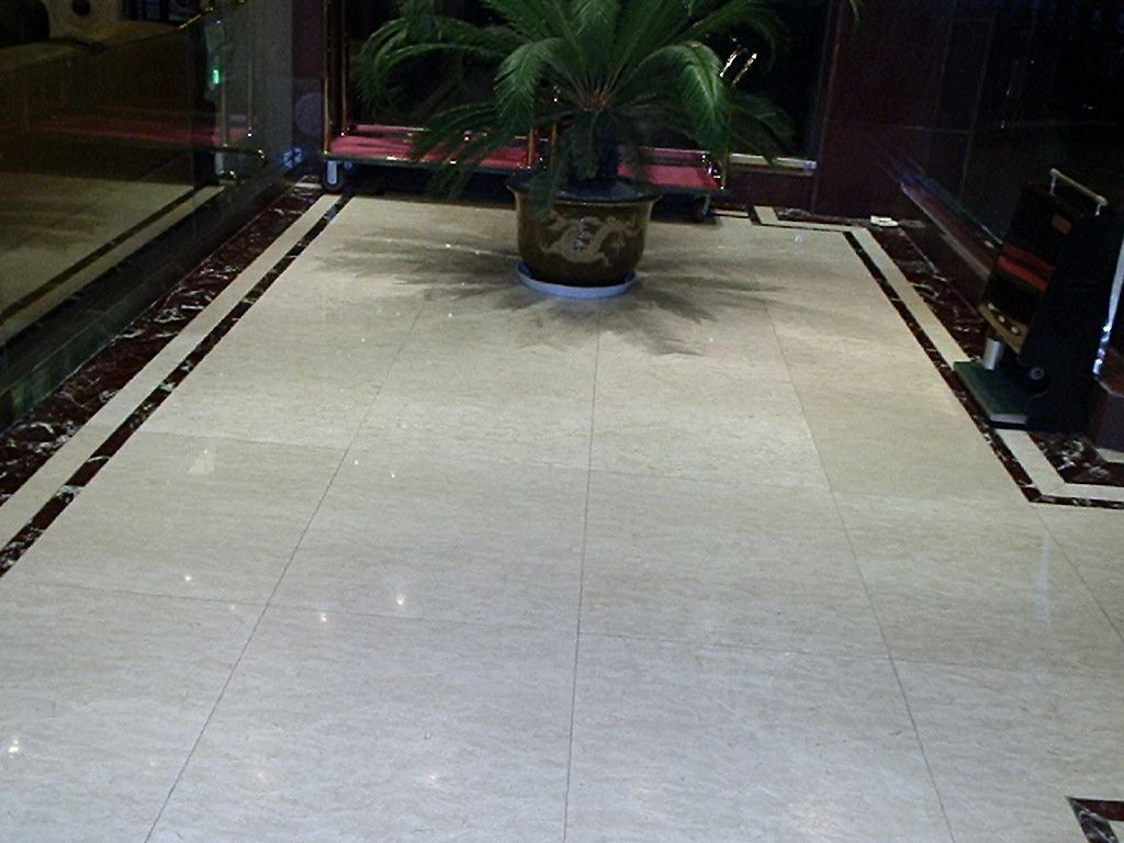 Marble flooring google search kitchen pinterest for White tile flooring ideas