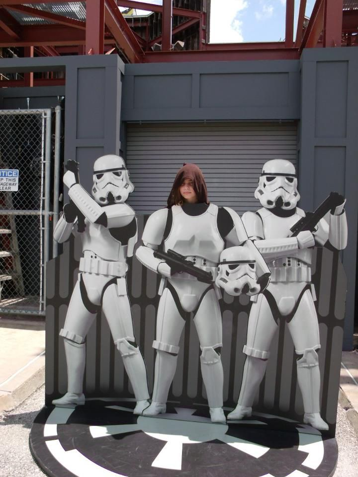 Star Wars Weekends at Walt Disney World