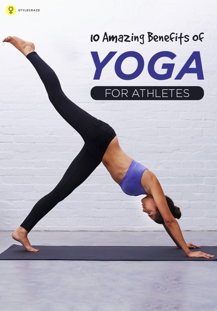 So you think that yoga and other exercises are only for the obese and flabby; those are the ones who need to work out, right? Wrong! Physical ...