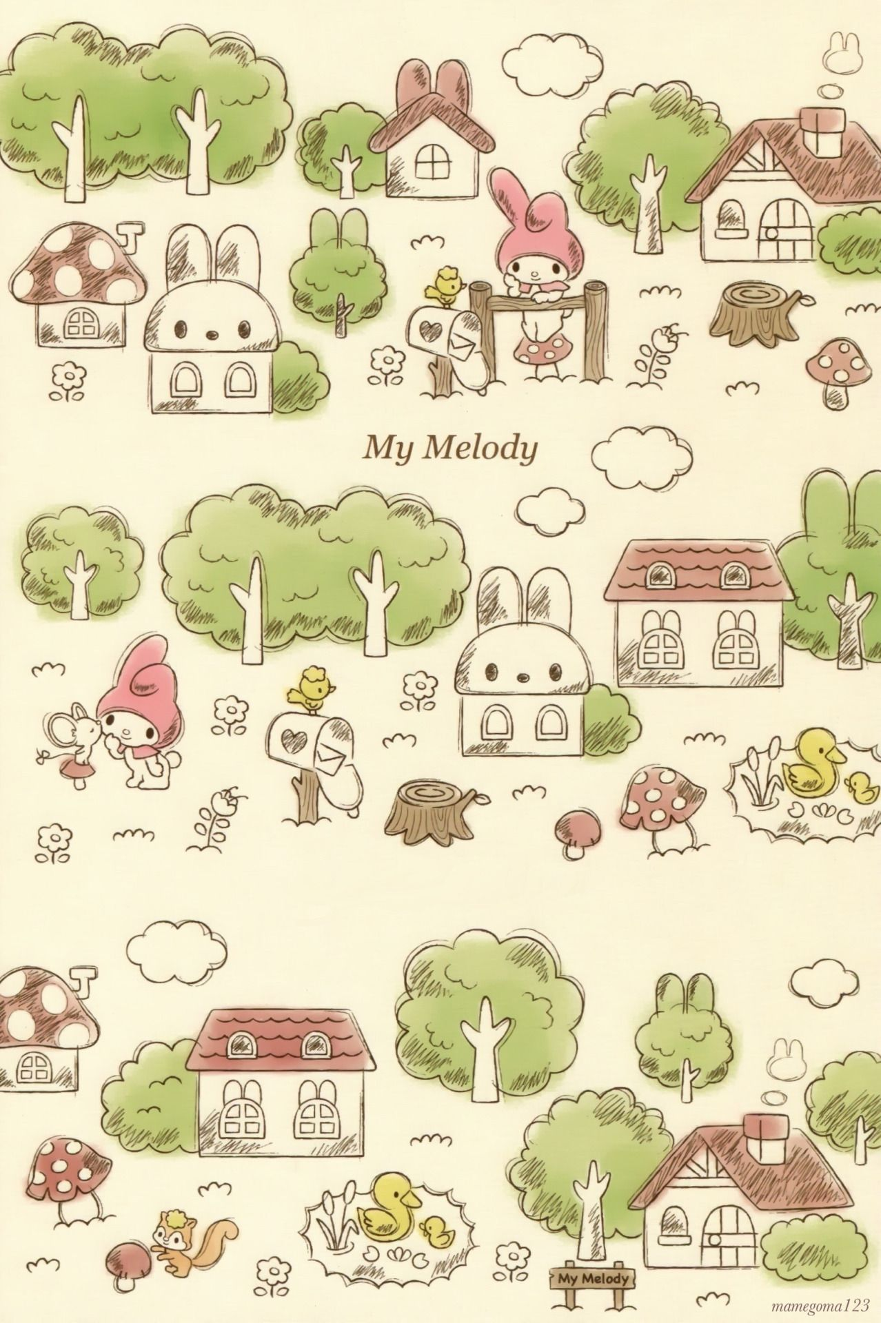 Download Wallpaper Hello Kitty Mint Green - a99af10f5cfefeb60d7296251ebee704  Pic_628226.jpg