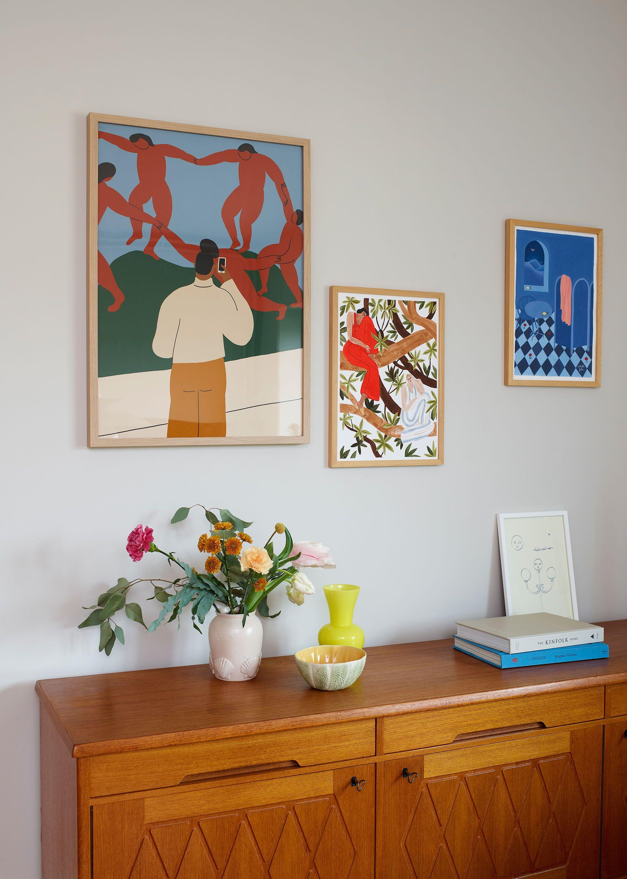 Artist Isabelle Feliu Invites Us Into Her Minimal Oslo Apartment
