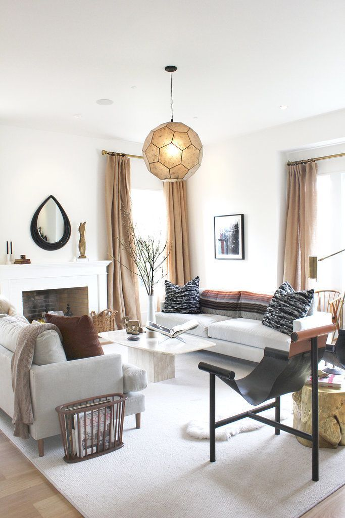 High Quality 12 Hacks To Make Your Home Look More Luxe. Neutral Living RoomsLiving Room  IdeasLiving ...