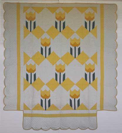 Ruby McKim (American quilter) -- Encyclopedia Britannica ... : tulip quilts - Adamdwight.com