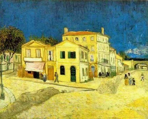 La Casa Amarilla De Van Gogh La Guía De Historia Del Arte Pinturas De Van Gogh Pintor Van Gogh Van Gogh Arte