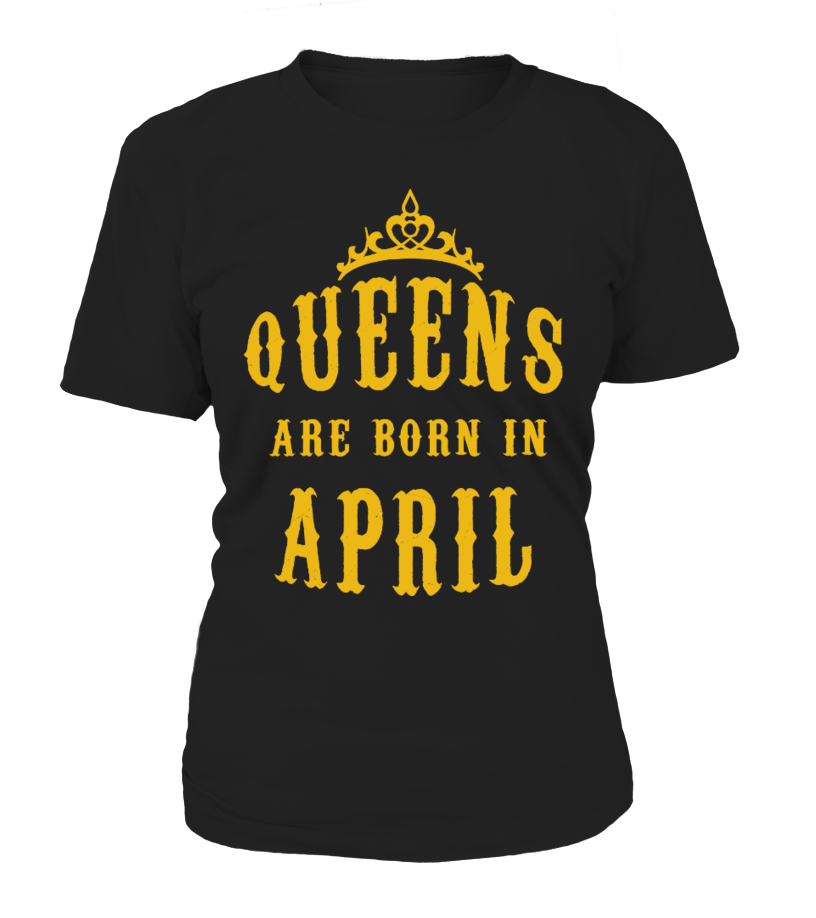 Queens are born in april   sister gifts, brother sister gifts, funny sister gifts, birthday gifts sister #sistershirts #giftforsister #family #hoodie #ideas #image #photo #shirt #tshirt #sweatshirt #tee #gift #perfectgift #birthday #Christmas