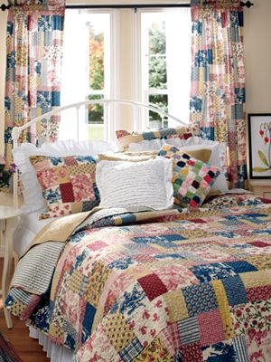 French Country Curtains & Bedding Collection - Country Curtains®