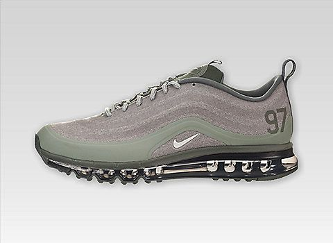 95ac89b4b2 Nike Air Max 97 2013 Hyp Style Number: 631753-301 Color: Mica Green /  White-Dark Mica Green-Base Grey