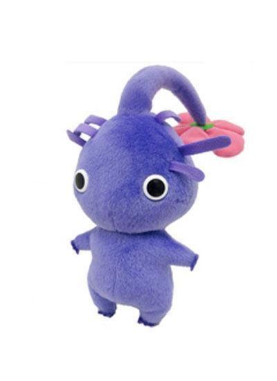 Purple Pikmin Plush Gamer Loot Plush Plush Toys Soft Plush