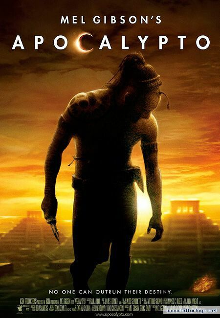Apocalypto 2006 Historical Film Movie Posters Internet Movies