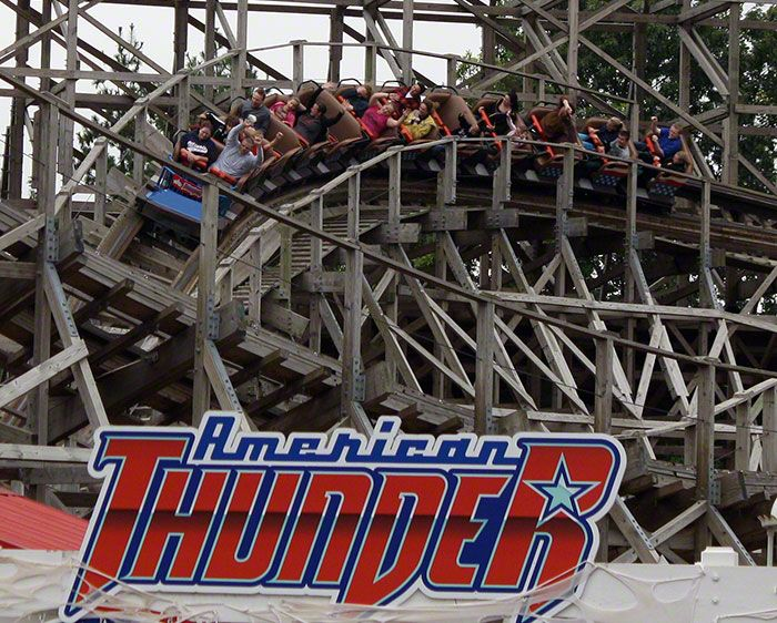 404 Not Found Roller Coaster Thrill Seeker Theme Park