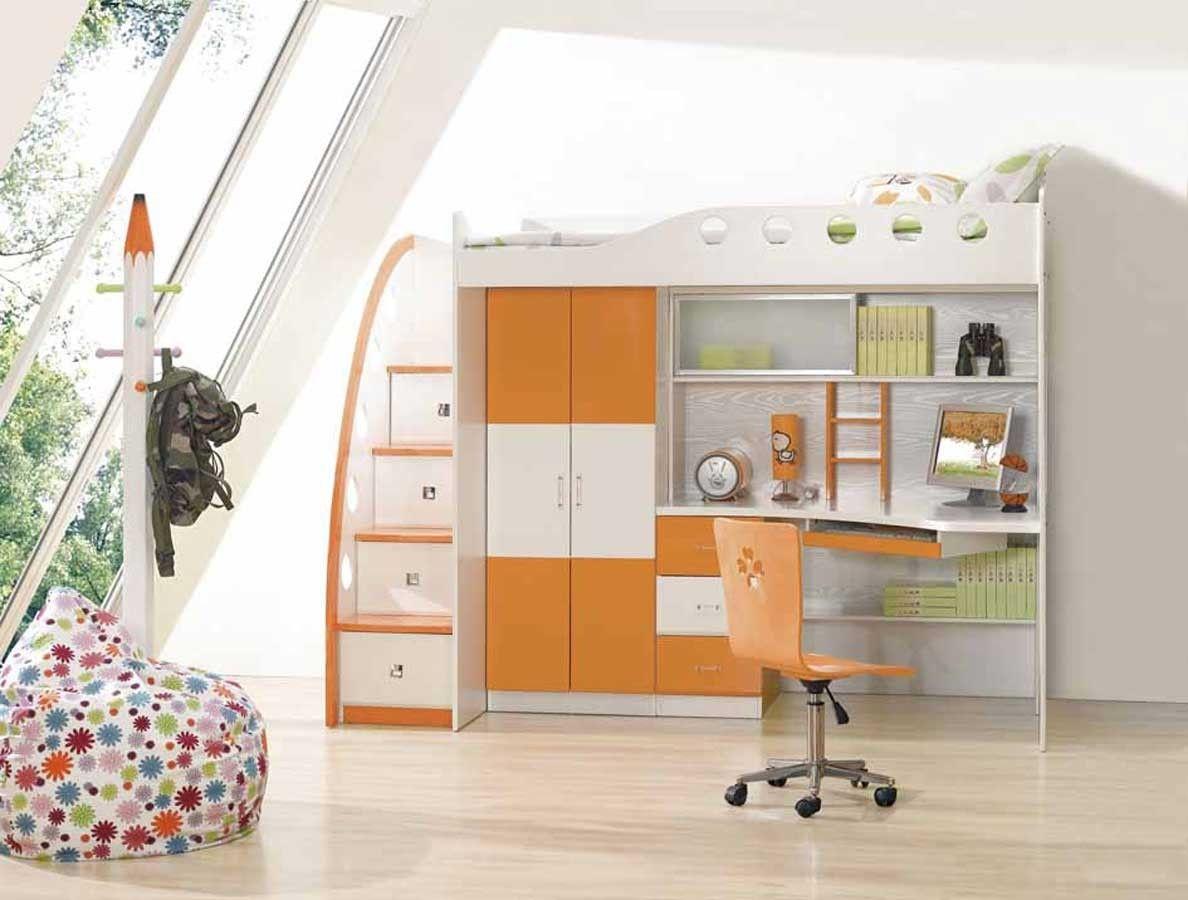 Cute Kids Bedrooms | Designs kleiner schlafzimmer, Kleines ...