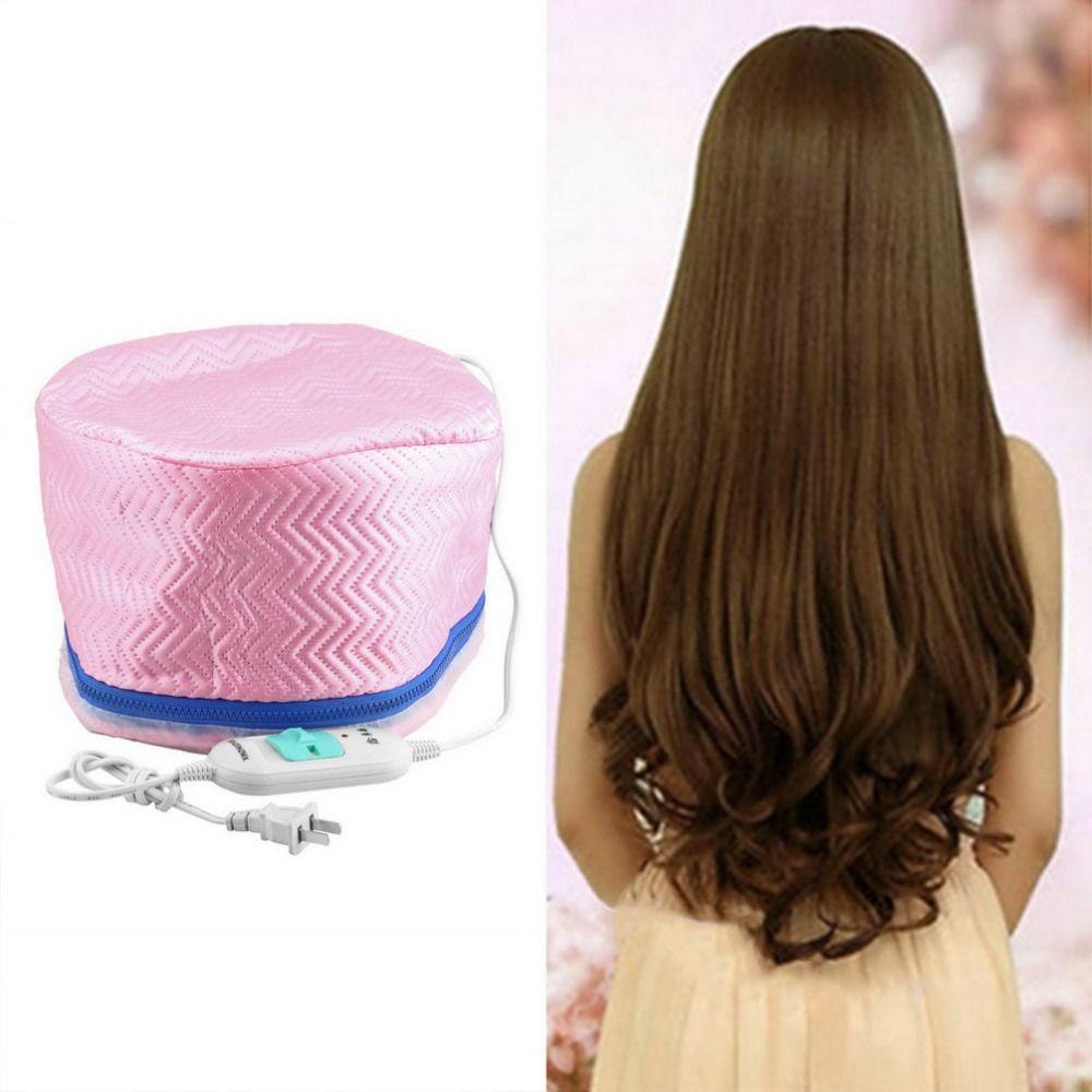 1 Stück Electric Hair Thermische Behandlung Schönheit SPA Steamer Cap Hair Care Pflegende