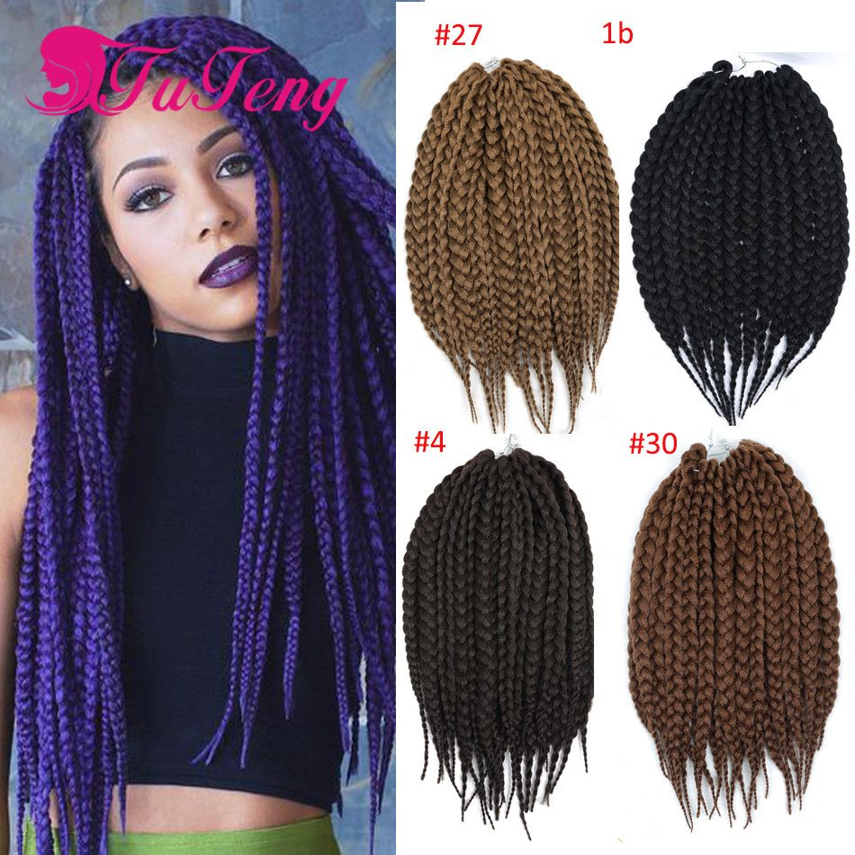Find more hair weaves information about box braids crochet braids find more hair weaves information about box braids crochet braids havana mambo twist 12 14 inch hair tinsel pelo natural haar extension best synthetic pmusecretfo Choice Image