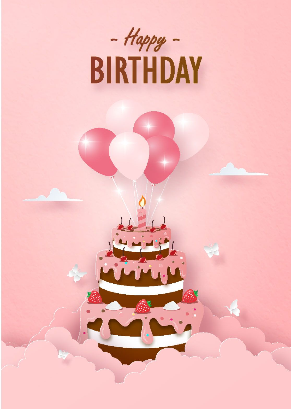 For you on your Birthday in 2020 Happy birthday ecard