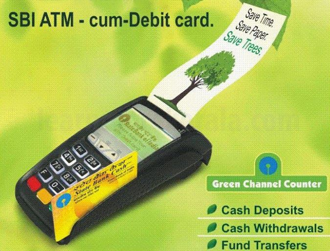 How To Generate SBI Green ATM PIN Online ? - Learn the procedure in