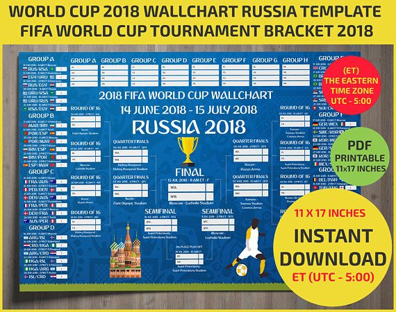 FIFA World Cup Russia - Matches