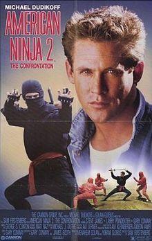 American Ninja 2 The Confrontation 1987 With Images Ninja