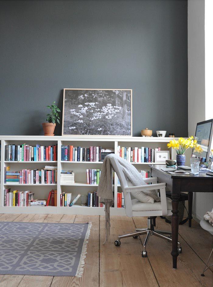 Olaimar Decor Una Casa Con Presupuesto Ajustado Estanteria Ikea Estantes Ikea Estanteria Baja