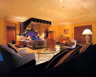Sailboat Hotel Inside Burj Al Arab 7 Star Hotel In Dubai Arab