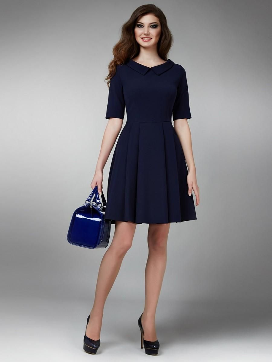 navy-blue-cocktail-dress-short- | Navy Cocktail Dress | Pinterest ...