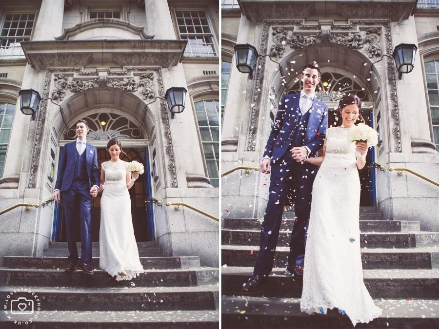 How To Get Married At A Registry Office Uk