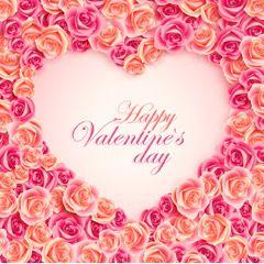 フリーイラスト素材 イラスト 行事 イベント バレンタインデー 2月