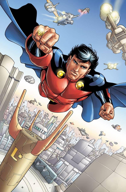 Mon-El screenshots, images and pictures - Comic Vine   Superman
