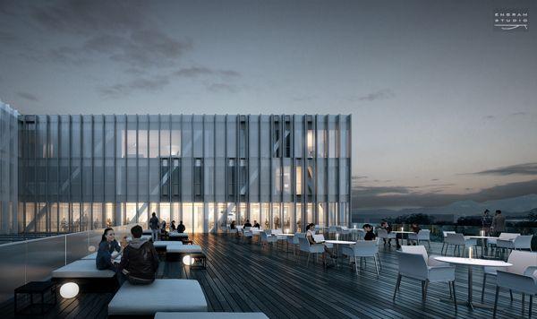 ENGRAM STUDIO - architectural portfolio on Behance