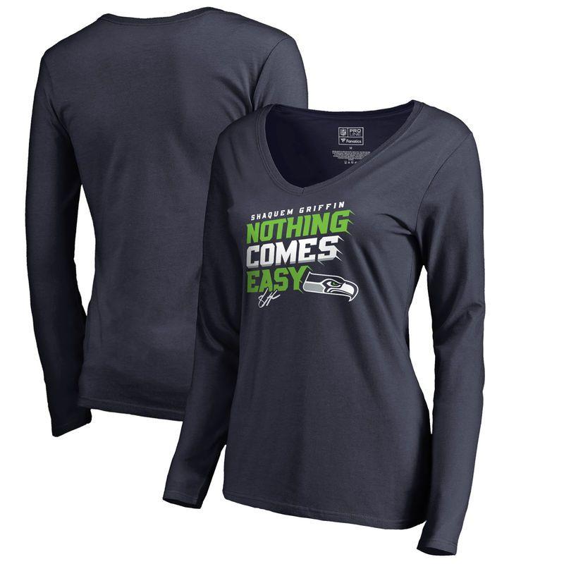outlet store ca999 23974 Shaquem Griffin Seattle Seahawks NFL Pro Line by Fanatics ...