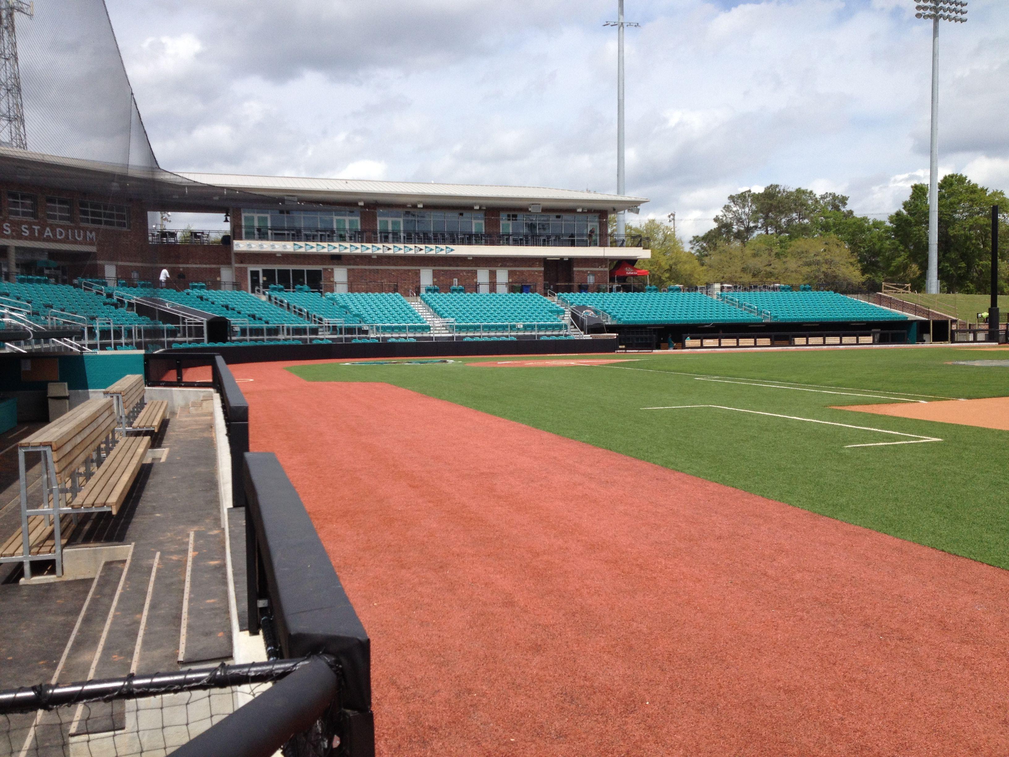 Myrtle Beach Blue Jays/Hurricanes, Watson Stadium, Conway