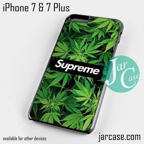 coque iphone 7 plus canabis