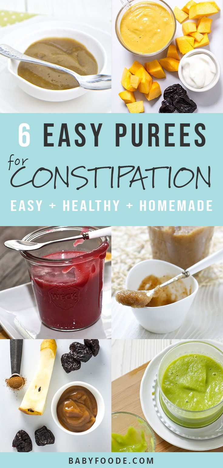 Pin on 6+ Month Baby Food Purees