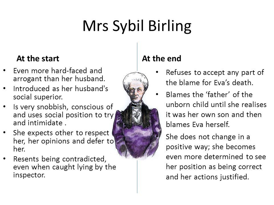 "a literary analysis of the questioning of mr birling 'an inspector calls' stoke newington school revision booklet character analysis: mr birling ""the , asking him questions like 'what about war."
