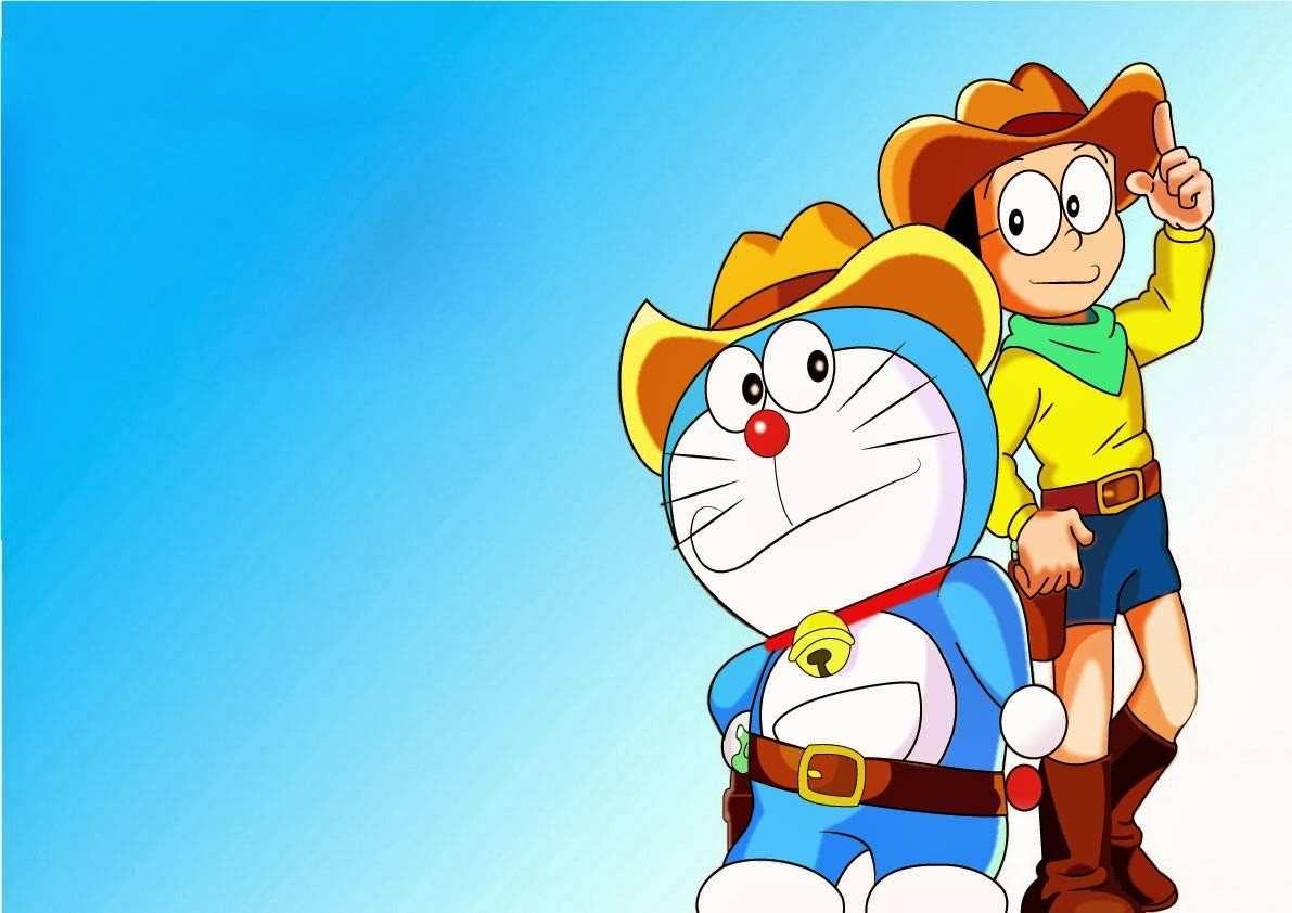 Gambar Wallpaper Tokoh Kartun 150 Gambar Kartun Doraemon