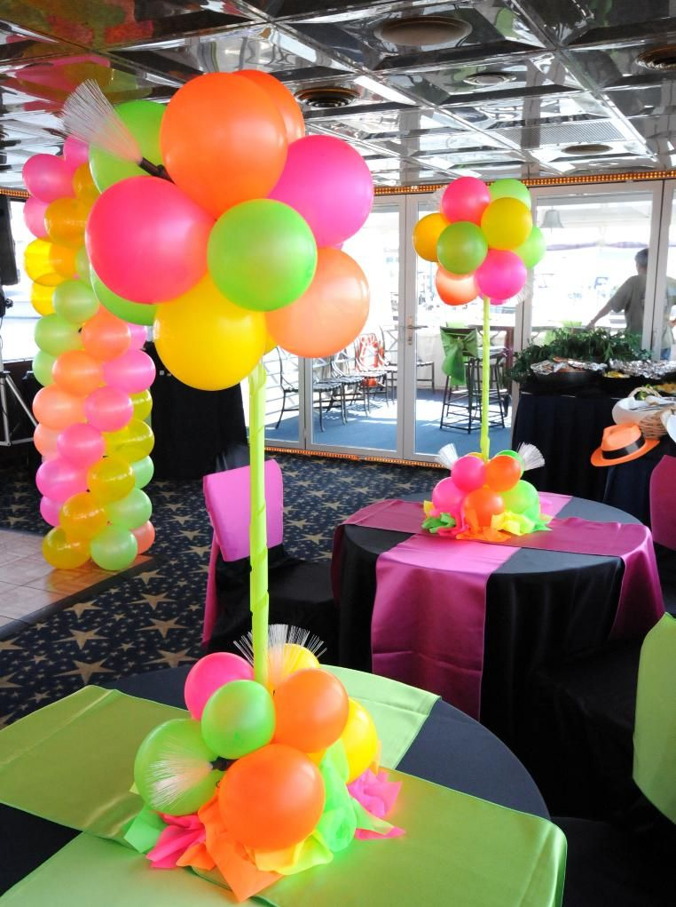 theme party ideas decorations  room decoration also best neon images on pinterest birthdays and rh uk