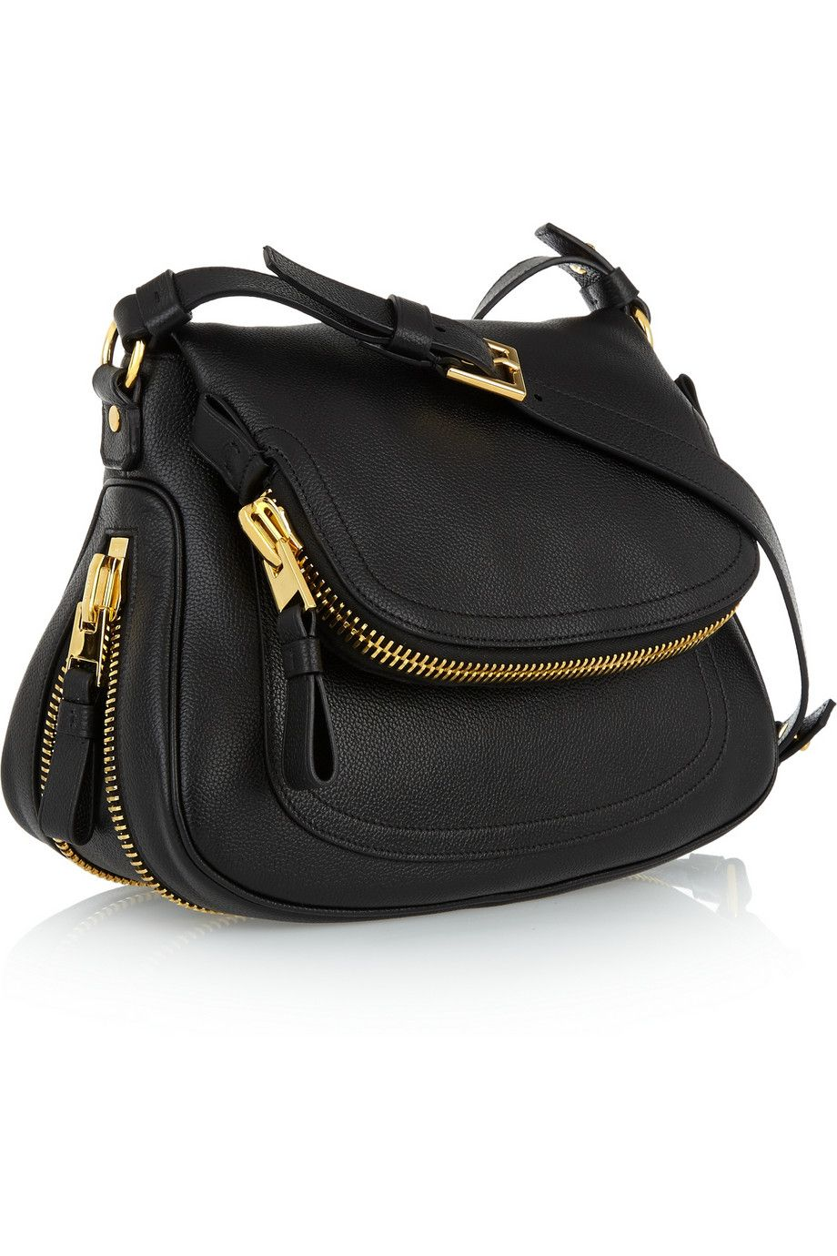 Tom Ford velvet cross body bag