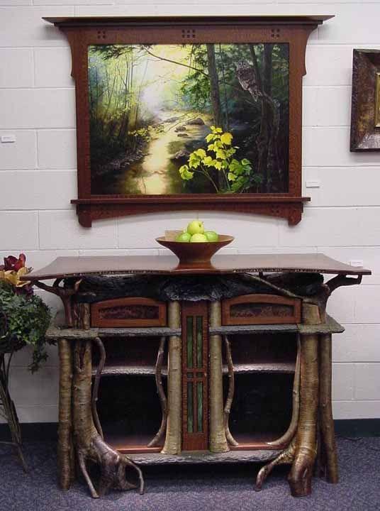 adirondack rustic furniture rustic furniture gallery twig rh pinterest com