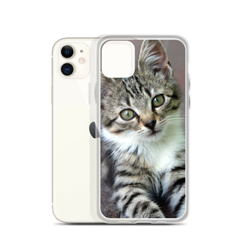 Kitten Themed Iphone Case Cat Cell Phone Cover Ebay In 2020 Cell Phone Covers Phone Cover Iphone Cases