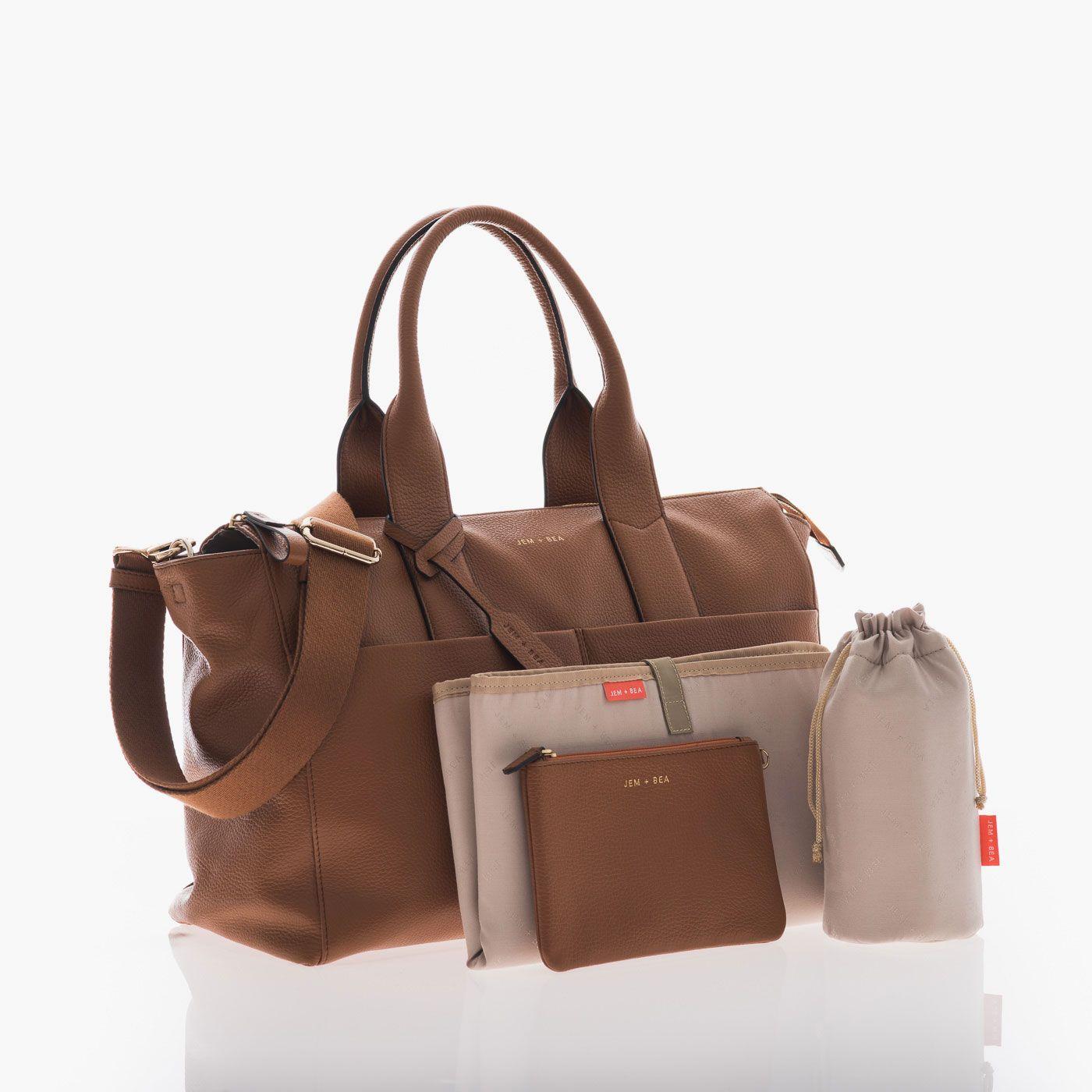 Jemima Tan Jem Bea Luxury Baby Changing Bags